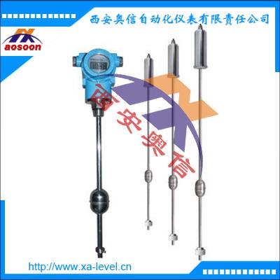 磁致伸缩液位计 UQZ磁致伸缩液位变送器 西安液位计