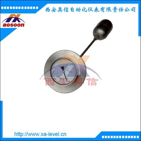 UQZ表盘式液位传感器 UQZ-2指针显示浮球液位计