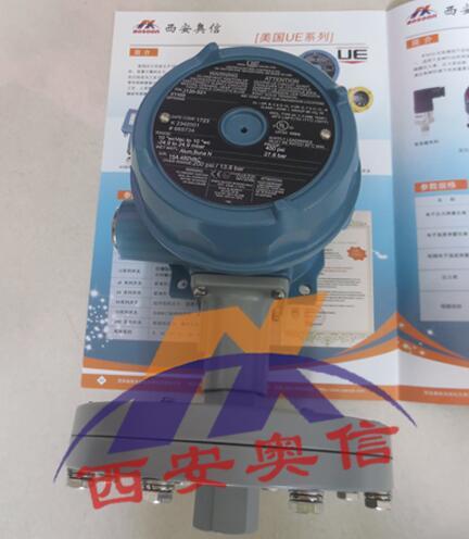 美国UE J120-521-XY468 危险场合专用微压保护开关