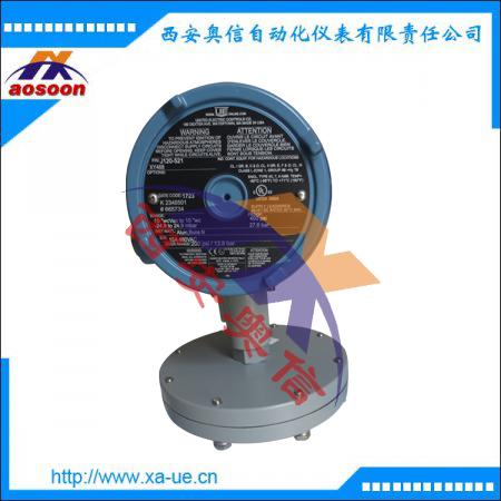 美国UE J120-522-XY468 超大感压膜片真空压力开关