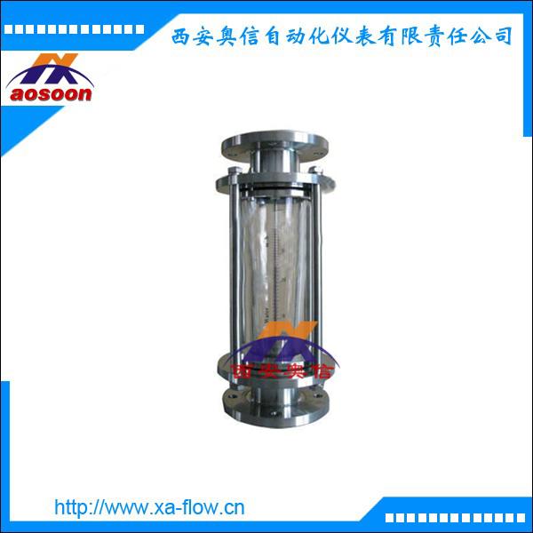 不锈钢转子流量计LZB-25 转子流量计厂家 气体玻璃转子流量计