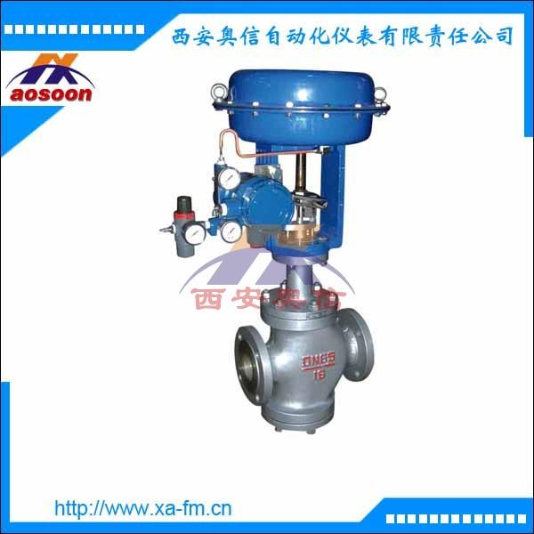 ZMAN-64气动双座调节阀 ZMAN-16 气动薄膜双座调节阀