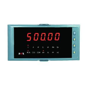 虹润数显仪表 NHR-3100A-W 单相电量表