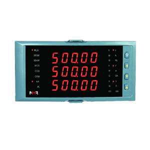 香港虹润仪表NHR-3300三相综合电量表