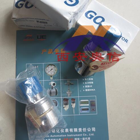 美国GO原装进口 BP3-1A11B7J111美国GO背压阀