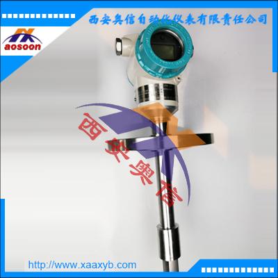 西安音叉密度计插入式音叉密度计 AXYCR-60安装方式 现场使用