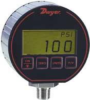 美国Dwyer DPG-100系列 数字式压力表