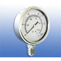 耐震全不锈钢压力表YTF-100-Z,YTF-150-Z耐震全不锈钢压力表