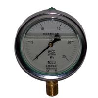 西安仪表厂耐震压力表YTN-100 YTN-100150耐震压力表
