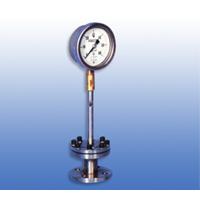 不锈钢耐腐耐高温压力表YTHF-100 YTHF-150不锈钢耐腐耐高温压力表