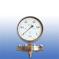 YTPF-100 YTPF-150全不锈钢耐腐隔膜压力表