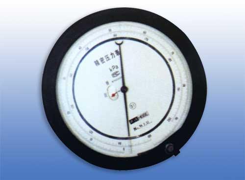 西安仪表厂压力表CM、CMM型精密压力表