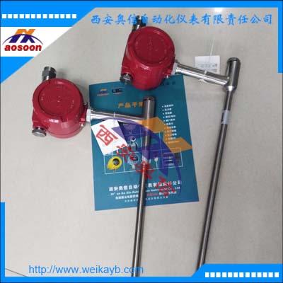 MG-AD/U-VK10/HT-T15-L790/M640/14 高温款 威卡干簧管液位计 钢