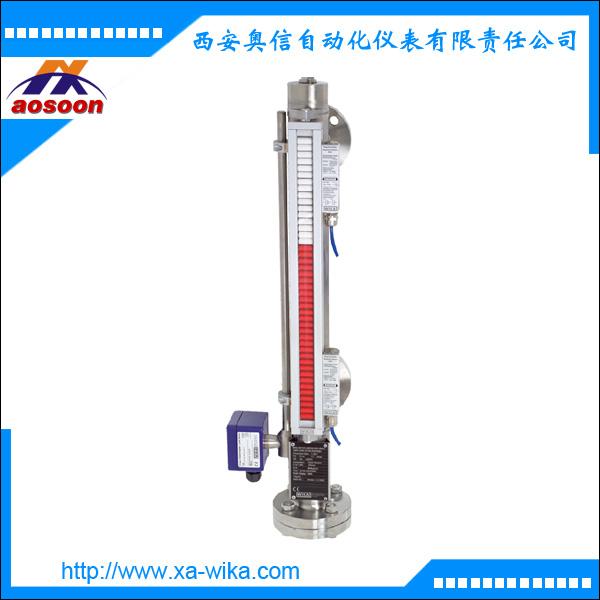 BNA-20/40/RF-M640-S60.3*2-MRA/SVC-ZLSS200 磁翻板液位计 KSR液