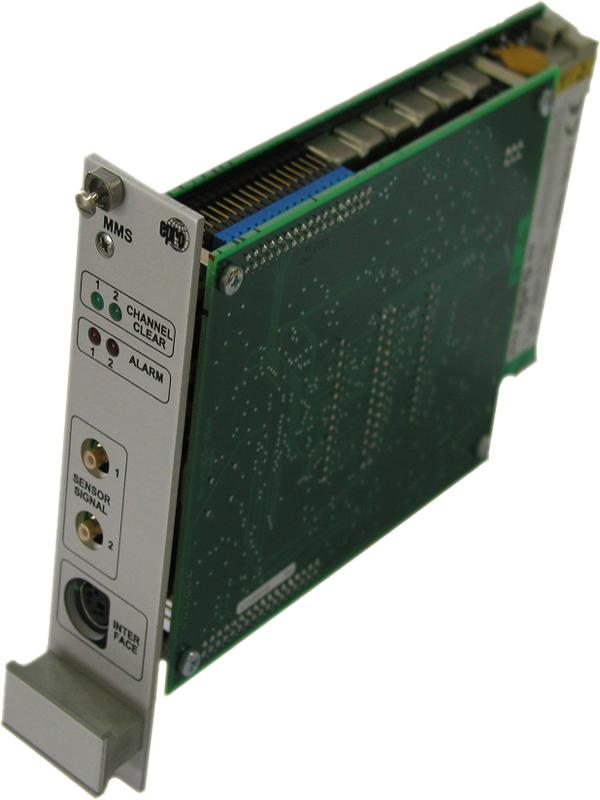 德国EPRO MMS6120 双通道瓦振测量模块 MMS6120