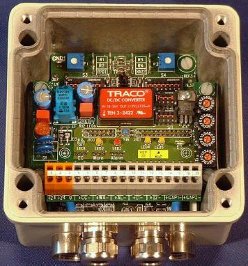 MMS3110双通道轴振动变送器 MMS3110
