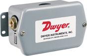 Dwyer 647系列 温/湿差压变送器