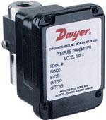 Dwyer 645系列 温/湿差压变送器