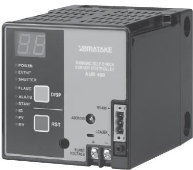 AUR450C 动态自检烧嘴控制器