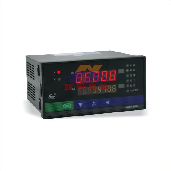 SWP-LK系列流量积算控制仪SWP-LK802-82-FAA-HL-2P流量计配套