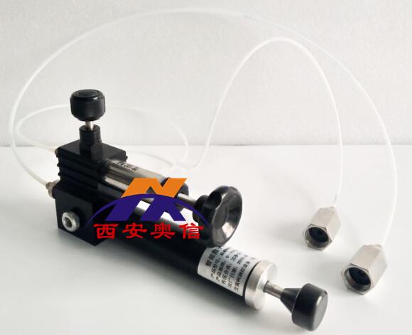 便携式气体压力泵 AXYJ-B002手持便携气体压力泵